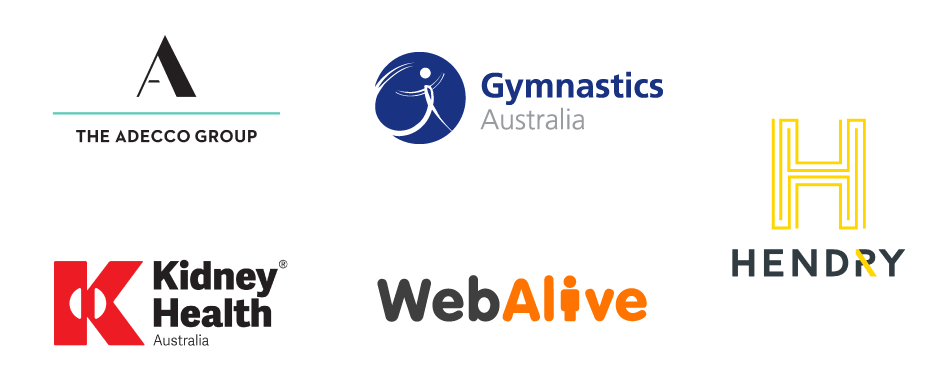 Logos for partner companies logos